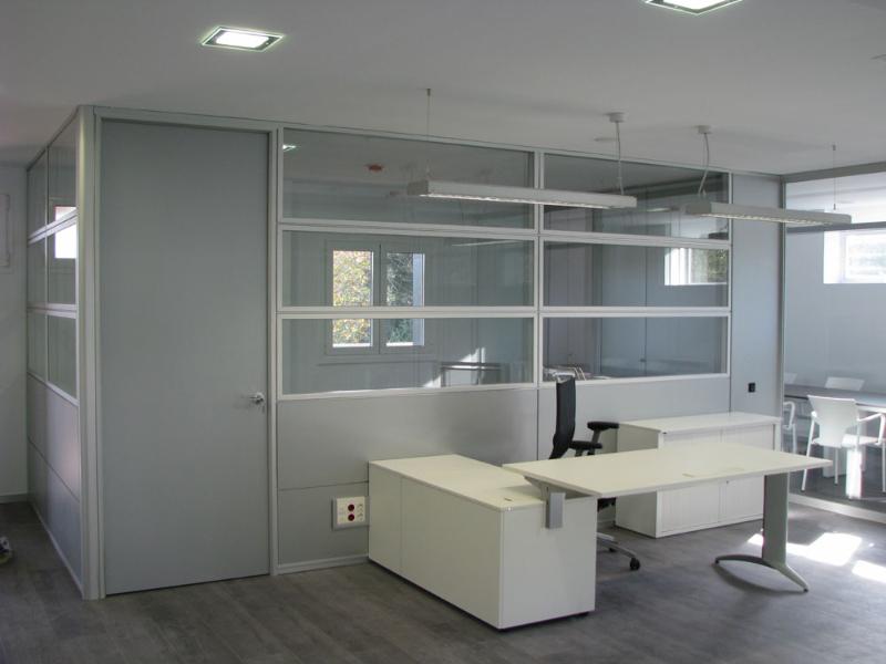 Mamparas separadoras de ambientes risr biombo blanco for Tabiques moviles ikea
