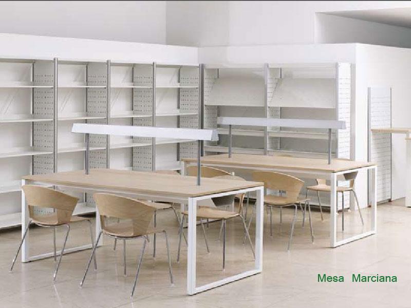 bibliotecas echarri mobiliarioecharri mobiliario ForMesa Biblioteca