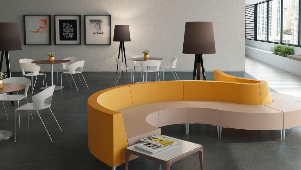 Contract echarri mobiliarioecharri mobiliario for Mobiliario cafeteria