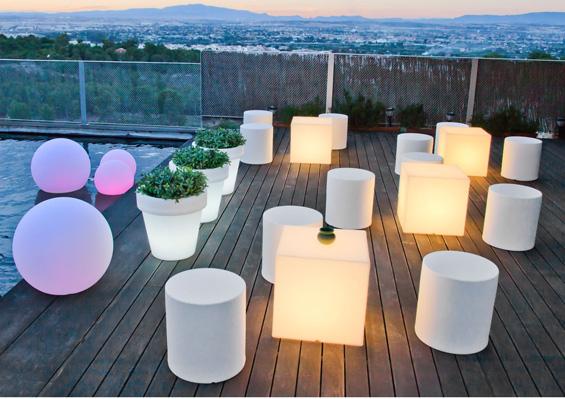 Novedades para decoraci n de exteriores echarri mobiliarioecharri mobiliario - Mobiliario de exteriores ...